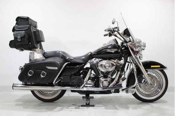 Harley Davidson Road King Classic 2007 Preta