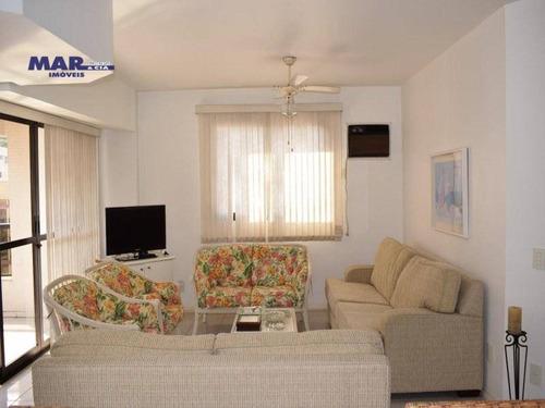 Imagem 1 de 18 de Apartamento Residencial À Venda, Barra Funda, Guarujá - . - Ap10528