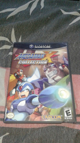 Megaman X Collection Game Cube.