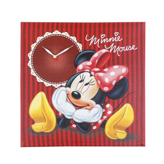 Relógio Minnie - Disney - Mabruk