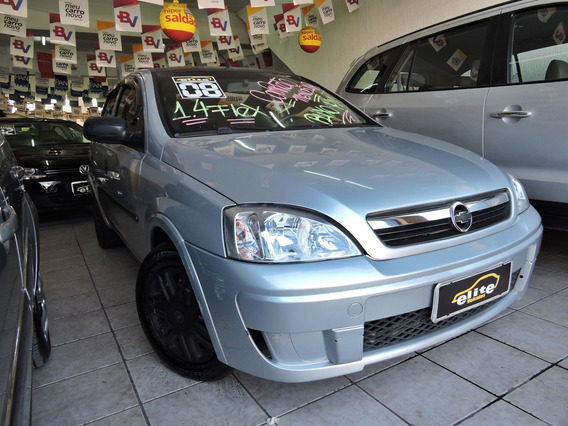 Gm Corsa Sedan Maxx Completo Menos Ar 1.4 Flex Financiamos