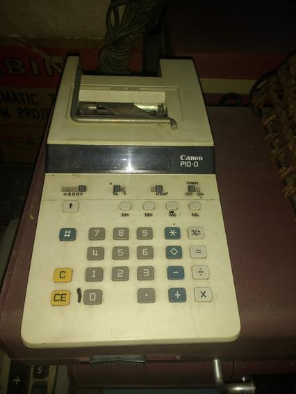 Calculadora Canon