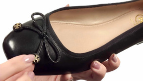 Tori Burch Ballet Flats Original Impecables Super Precio
