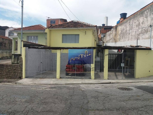 Imagem 1 de 3 de Terreno À Venda, 183 M² Por R$ 400.000,00 - Jardim Maringá - São Paulo/sp - Te0107