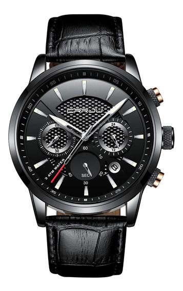 Novo Relógio De Moda Masculina, Quartzo Analógico, Pulseir