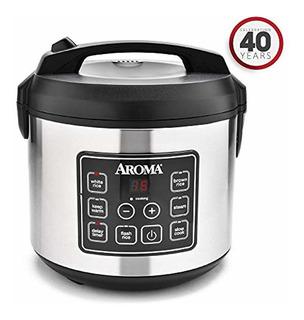 Aroma Housewares Tazas De Olla Digital De Arroz Cocida...