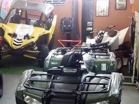 Cuatriciclo Honda Rancher 420 Tm1 No Yamaha Can Am Polaris