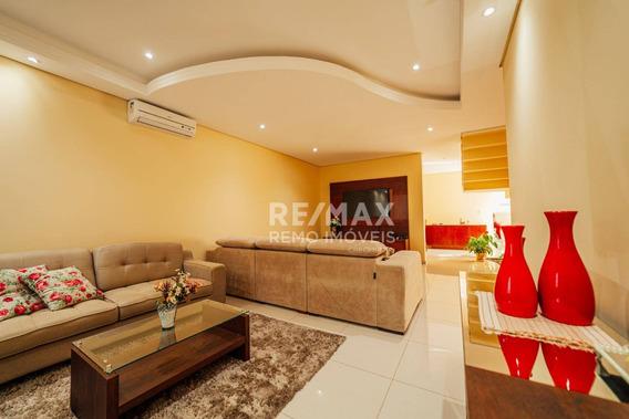 Casa A Venda Com 275 M² - Condomínio Bosque Dos Cambarás - Valinhos/sp - Ca6535