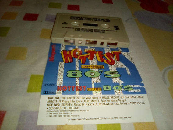 Cassette. Newport S. Hottest Hits Of The 80 S. 1989