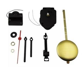 Máquina Para Relógio De Parede Com Pêndulo