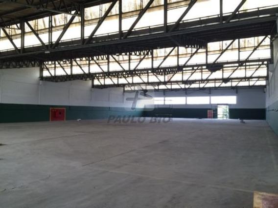 Galpao Industrial - Vila Sao Leopoldo - Ref: 2007 - L-2007
