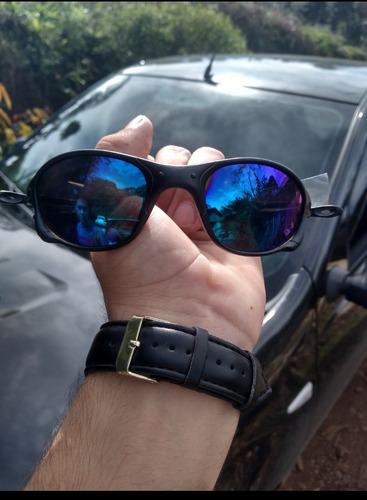 2e14deb4c Oakley Squared Replica De Sol - Óculos no Mercado Livre Brasil