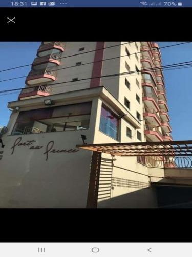 Apartamento Com 3 Dormitórios À Venda, 127 M² Por R$ 530.000 - Vila Pires - Santo André/sp - Ap0481 - 67855263
