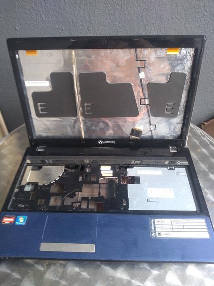 Carcaça Notebook Gateway Nv53a24u