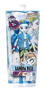 My Little Pony Rainbow Dash Equestria Girls Hasbro Original