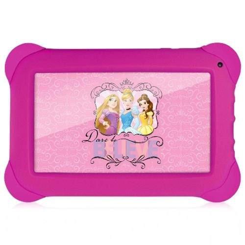 Tablet Infantil Princesas Multilaser 8gb 7 Wi-fi Vitrine
