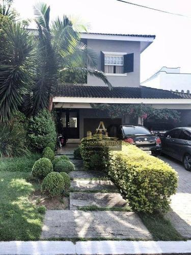 Belíssima Casa À Venda No Condomínio Residencial 03 Em Alphaville- Confira!!! - Ca2001