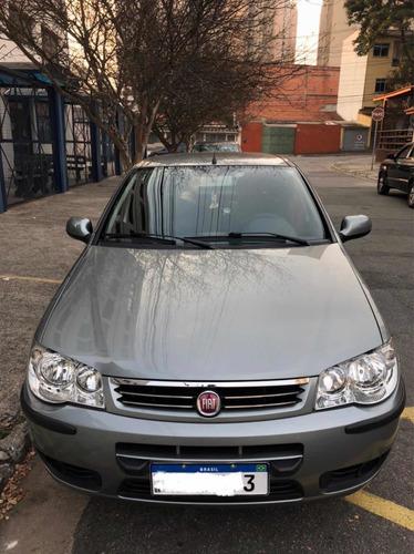Fiat Palio 1.0 8v 4p 2014/15 Completo Ar + Direção