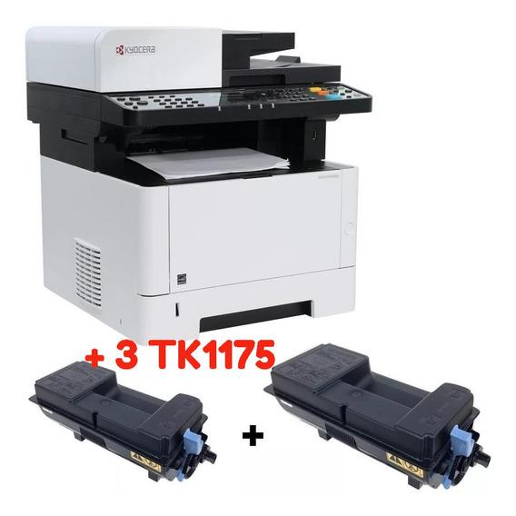 Multifuncional Kyocera Ecosys M2040 + 3 Toners Extra Tk1175