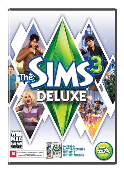 The Sims 3 Mac + Todas Expansões Em Português - Envio Online