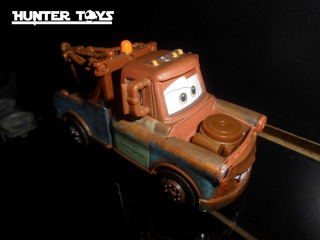 Disney, Pixar, Cars, Tow Mate, Carrito, Sonido, Tel.51393109