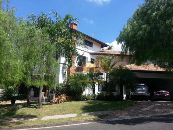 Casa Residencial Para Venda E Locação, Condomínio Millenium, Valinhos - Ca2733. - Ca2733