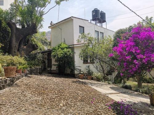 Vendo Casa En Conjunto Céntrica En Tepoztlán