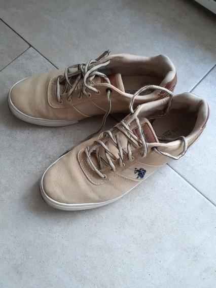Zapatillas U.s. Polo Assn De Hombre