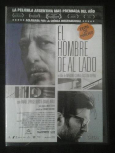 Pelicula: El Hombre De Al Lado (dvd)