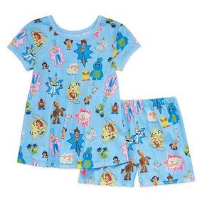Disney Store Toy Story 4 Juego De Pijama Para Niña