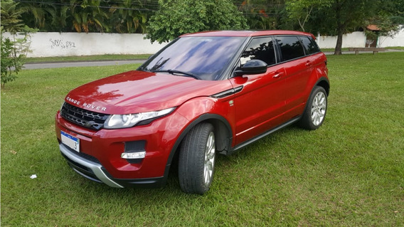 Land Rover Range Evoque Estado De Zero 17.900kms 2015