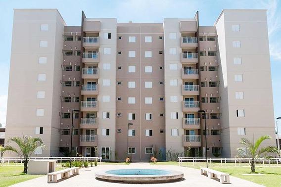 Apartamento - Cond. Flex Suzano - Cj. Res. Iraí - Suzano - Ap1185