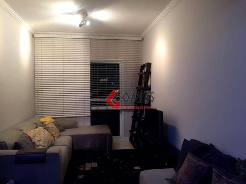 Imagem 1 de 12 de Cobertura Com 3 Dormitórios À Venda, 180 M² Por R$ 930.000,00 - Parque São Diogo - São Bernardo Do Campo/sp - Co0162