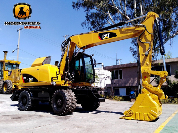 Excavadora Caterpillar M313d 2011 Cat 315d 311d
