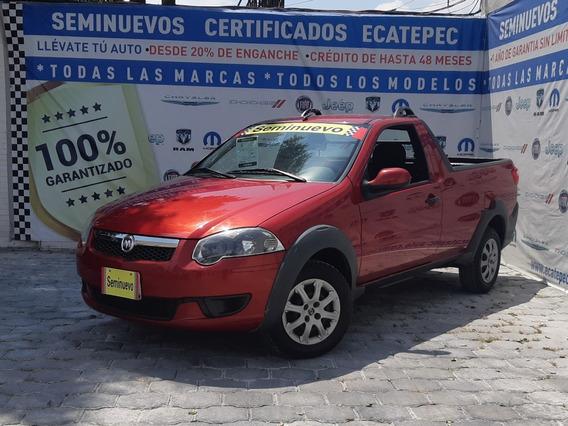 Ram 700 1.6 Slt Mt Rojo 2017