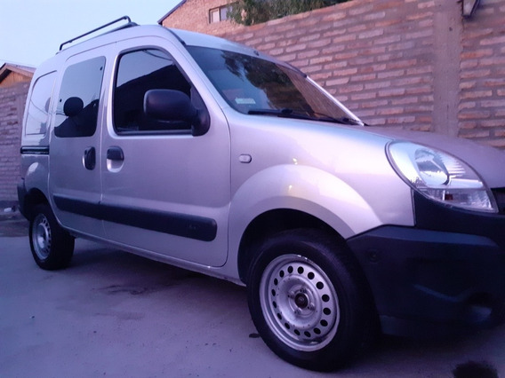 Renault Kangoo 1.6 Furgon Ph3 Confort Pack 5as Lc 2017