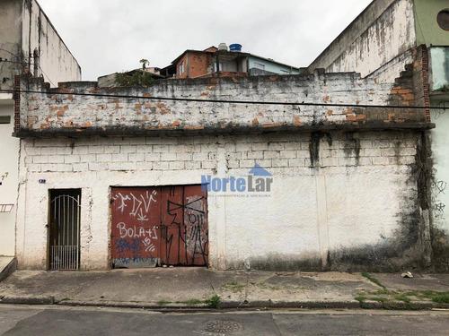 Imagem 1 de 6 de Terreno À Venda, 200 M² Por R$ 295.000 - Jardim Santa Mônica - São Paulo/sp - Te0151