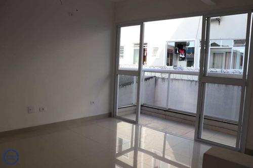 Casa De Condomínio Com 2 Dorms, Macuco, Santos - R$ 550 Mil, Cod: 7611 - V7611