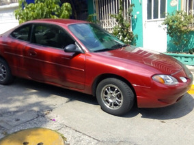 Ford Escort Zx2 Coupe 5vel Mt 2001