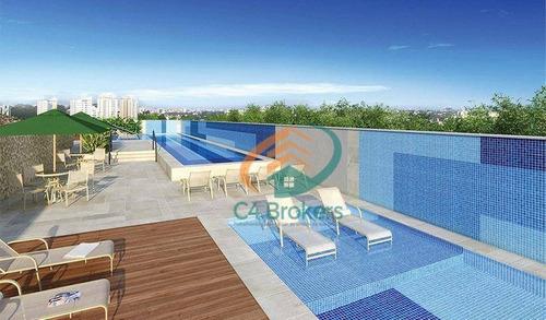 Imagem 1 de 25 de Apartamento Na Região Do Maia 86 M²  3 Dorm Com Suíte E Lazer Completo - Ap0162