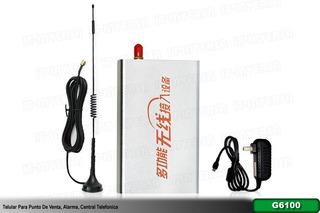 Telular Para Punto De Venta, Alarma, Central Telefonica