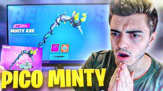 Pico Minty Legendario