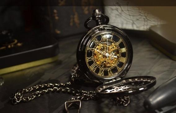Reloj Tiedan De Bolsillo Vintage