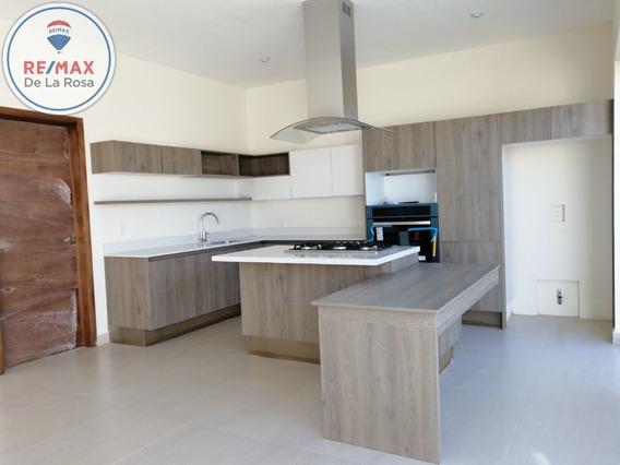 Casa Nueva En Renta Fraccionamiento Colinas Del Saltito