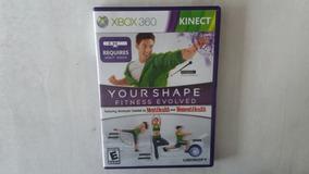 Your Shape Fitness Evolved - Xbox 360 - Original