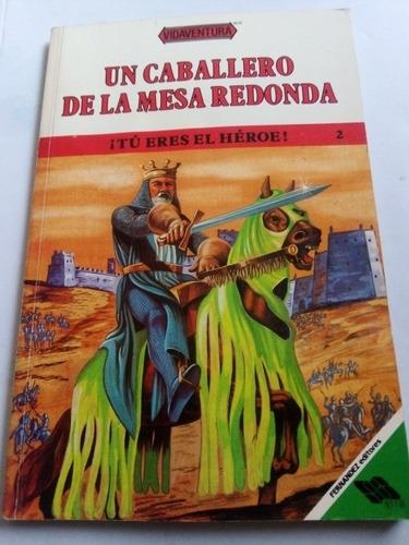 Un Caballero De La Mesa Redonda Libro Interactivo Fdez Ed Mercado Libre