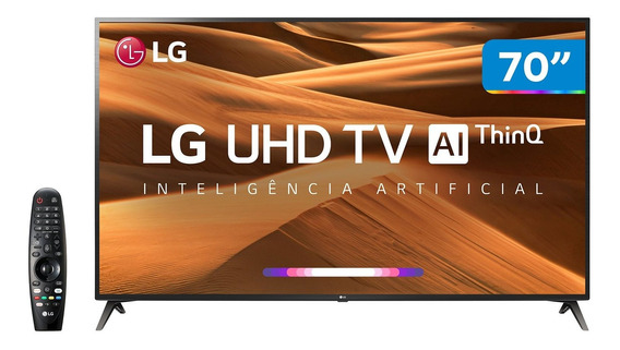 Smart Tv 4k Led 70¿ LG 70um7370psa Wi-fi -