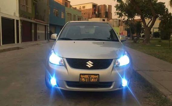 Suzuki Sx4 Sedán At