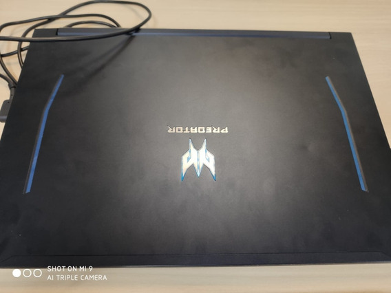Notebook Acer Predator Helios 300 Ph315-52 Semi Novo
