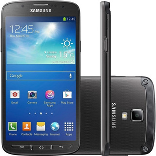 Samsung Galaxy S4 Active I9295 4g 8mp 16gb Anatel
